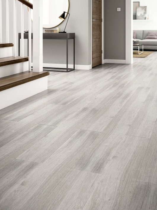 Grey Laminate FLOORING cgi VISUALISATION