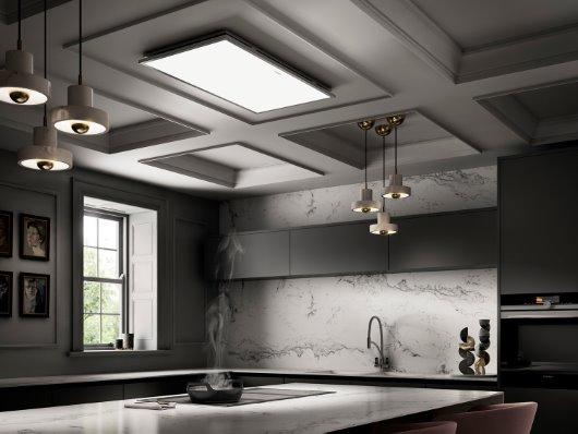 iQ700 LF959RE55B Ceiling Cooker Hood in Stainless Steel cgi