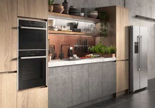 interior trend kitchen industrial cg