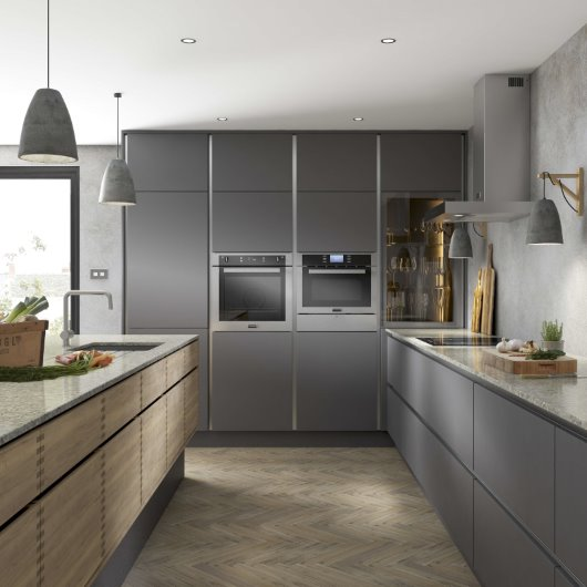 kitchen design modern CGI