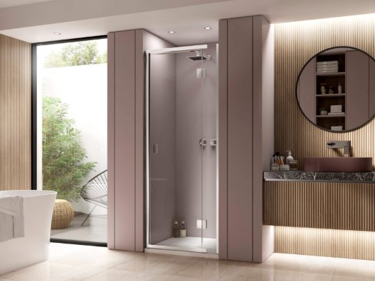 luxury bathroom CGI room set