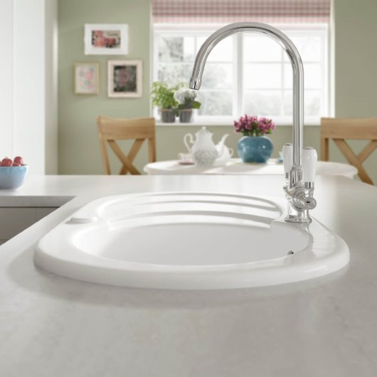 CGI Kitchen sink photography