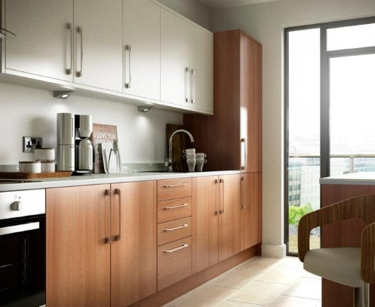CGI Small Kitchen photography