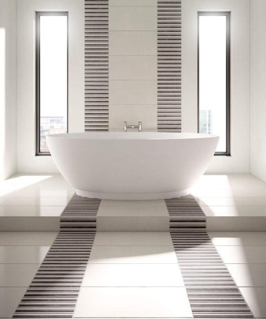 CGI Tile Bathroom photography