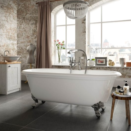 CGI Traditional Bath
